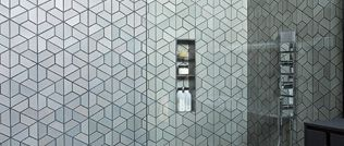 Heath Ceramics for the floor tiles! Scope out the extras at Sausalito factory.