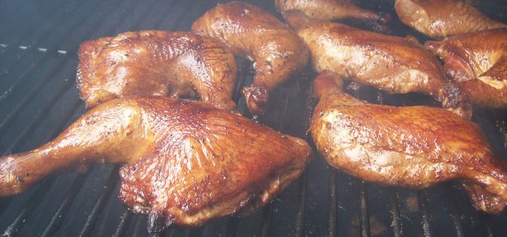 The Best Smoked Chicken Recipe Ever!