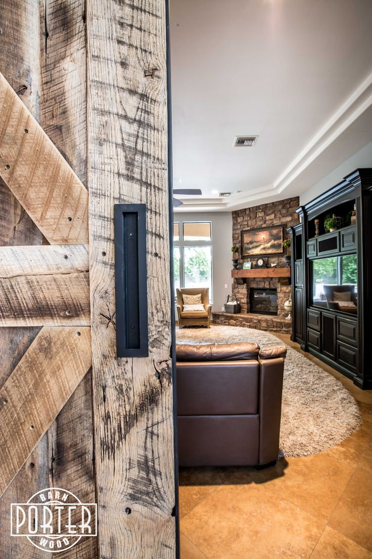 331 best images about porter barn wood custom projects on for Barn doors to separate rooms