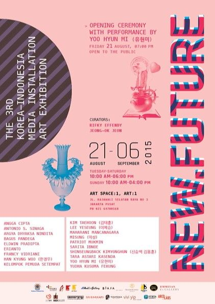 NEW.FUTURE : The 3rd Kore-Indonesia Media Instalation Art Exhibition