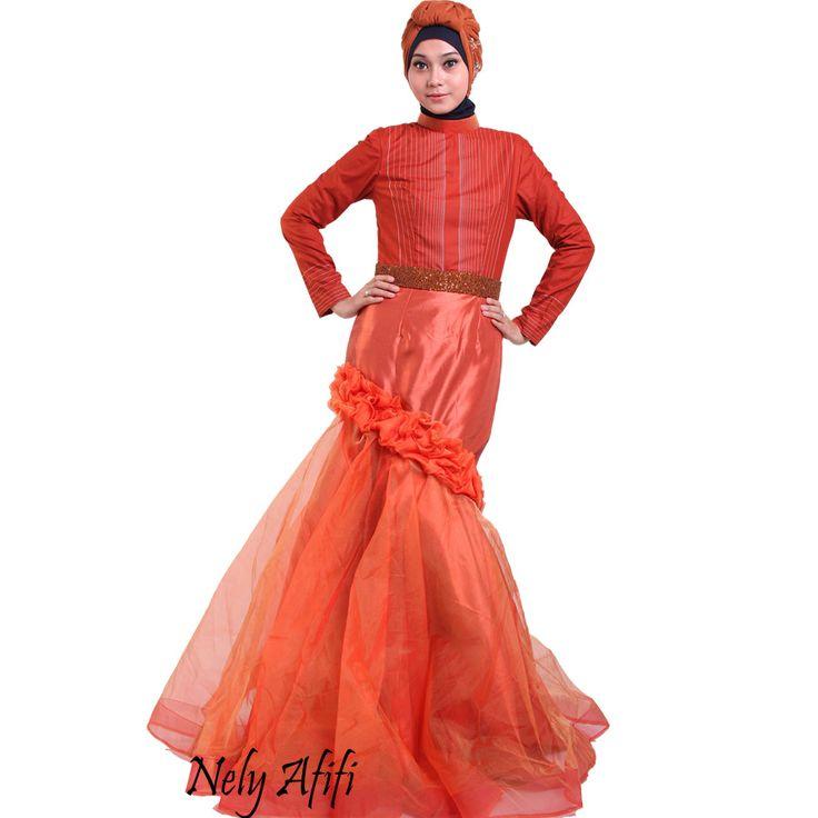 Evening Dress Muslimah