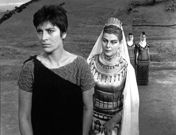 Αρχαία Ελλάδα και Ελληνικές ταινίες
