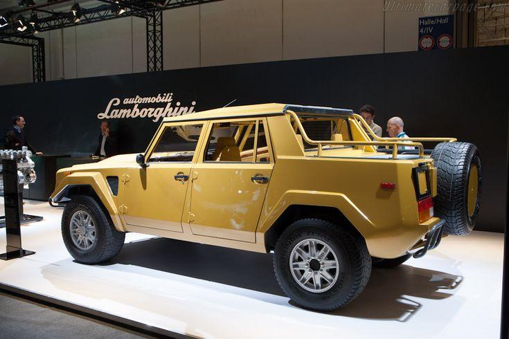 192 Best Images About Lamborghini Lm002 On Pinterest