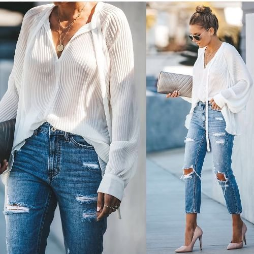 Neutral and classy outfits for women – Just Trendy Girls 1