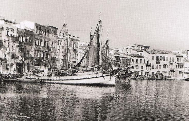 Κρήτη, Χανιά, 1939