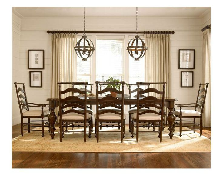 Paula Deen River House Rectangular Dining From Universal Furniture At Star  Furniture
