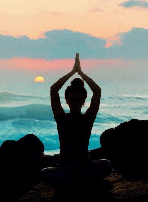 Awesome!! Prayer is talking while meditating is listening. There are hundreds of ways to m...