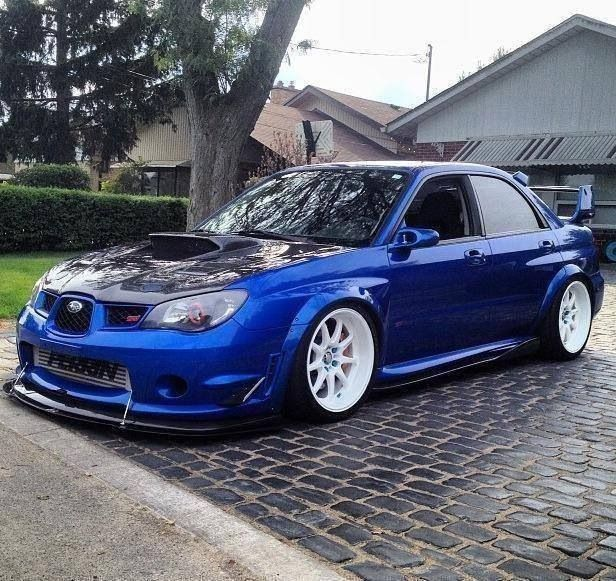 Subaru Impreza STI {#Subaru #Enthusiast? We are too! Visit our blog for the best…