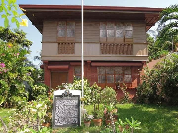 Ancestral house of former President Fidel Ramos