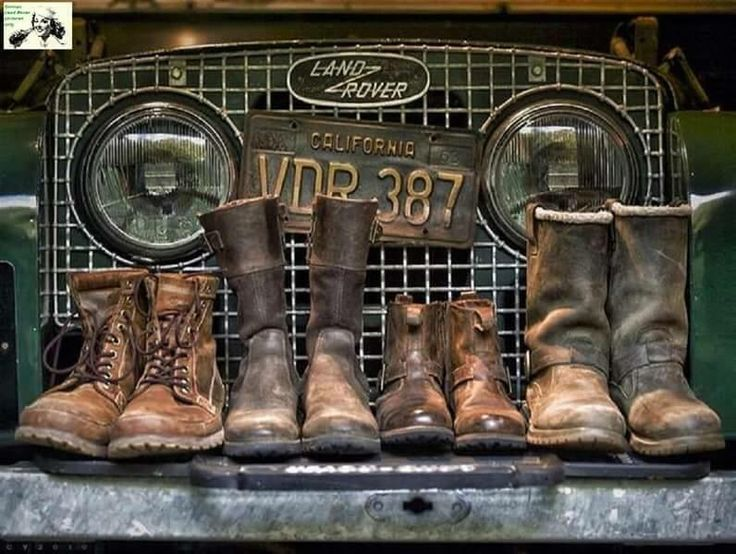 Land Rover | Boot drying