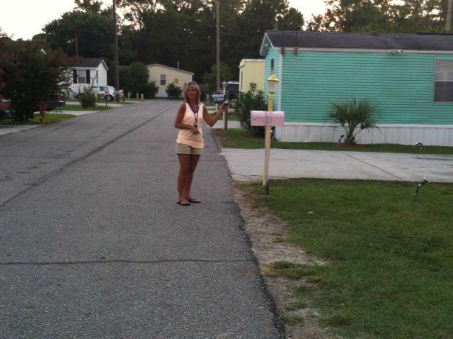 Yes, we went to Myrtle Manor! Doesn't everybody? LOL!