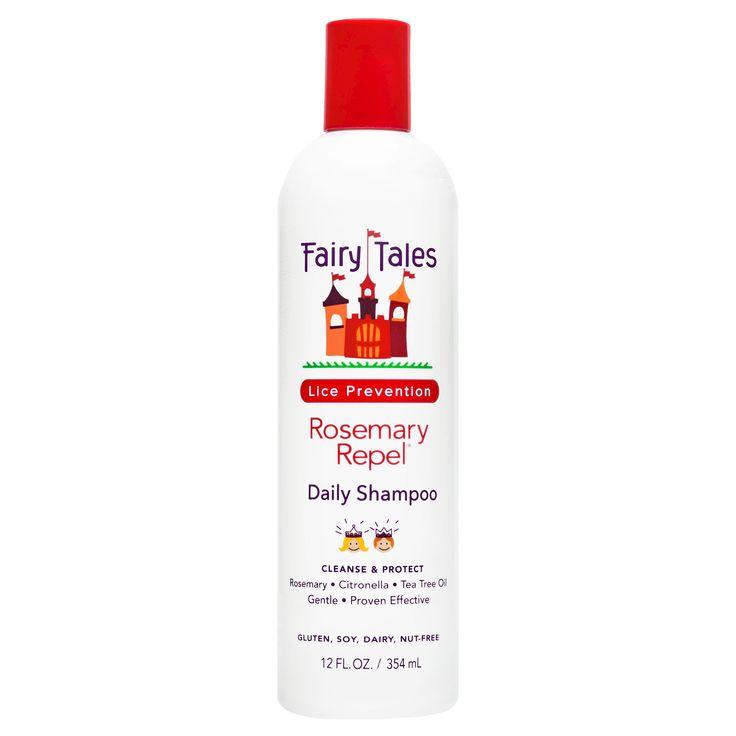 Fairy Tales Rosmary Repel Shampoo - 12oz