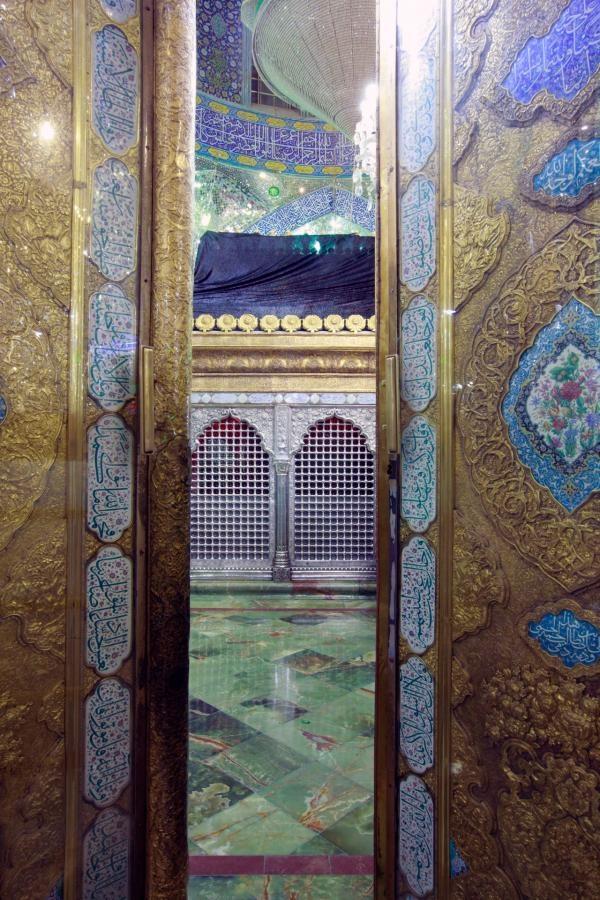 Imam Ali Holy Shrine in Najaf, Iraq