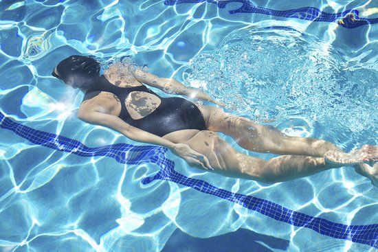 how to rebuild your swimming endurance