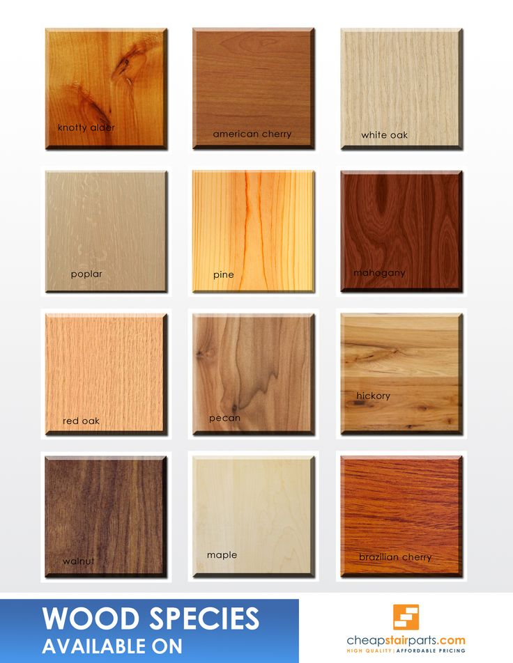 We Have A Wide Variety Of Wood Species Available. All Of Our Red Oak Wood  Stairu2026