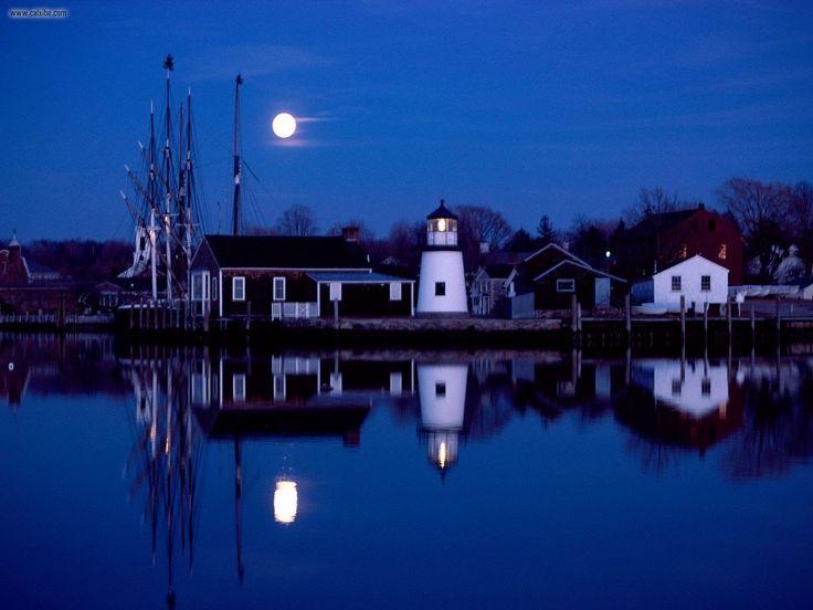 Mystic Seaport Connecticut!  Beautiful!