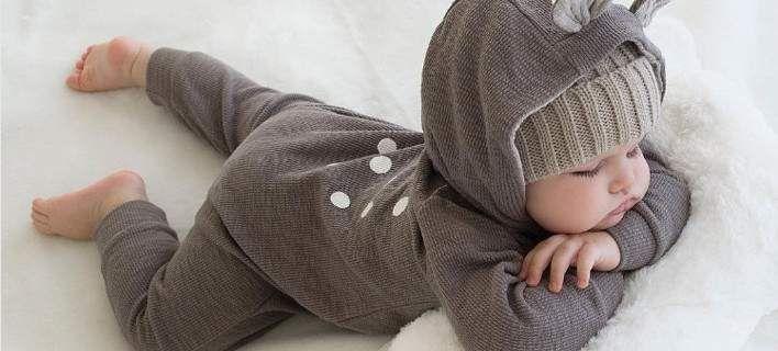 Ο μικρός που λιώνει το Ιντερνετ -1,5 έτους, ξανθός, με γαλανά μάτια, είναι σταρ στο instagram
