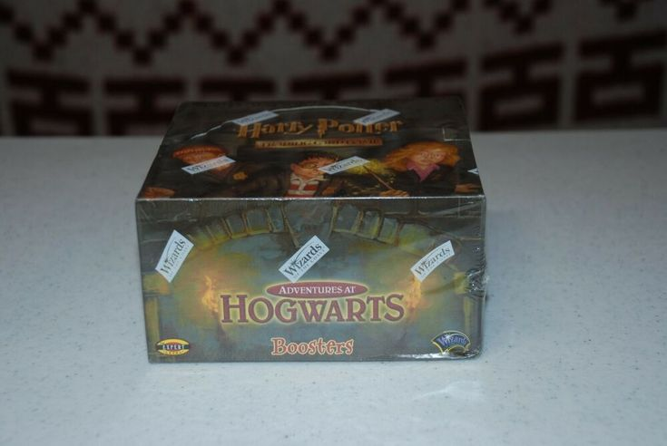 Adventures at hogwarts harry potter collectible card game