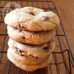 Chocoladekoekjes voor in de vriezer @ allrecipes.nl