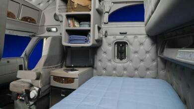 Peterbilt 2009 sleeper berth | Trucks/Humor/Stops ...