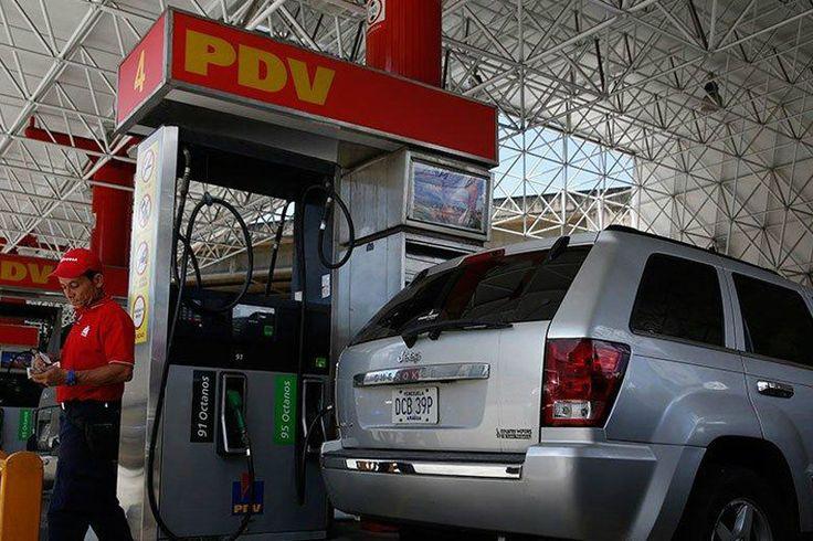 ¡EN UN PAÍS PETROLERO! La gasolina de 95 octanos se esfumó y la de 91 comienza a desaparecer - http://wp.me/p7GFvM-DdB