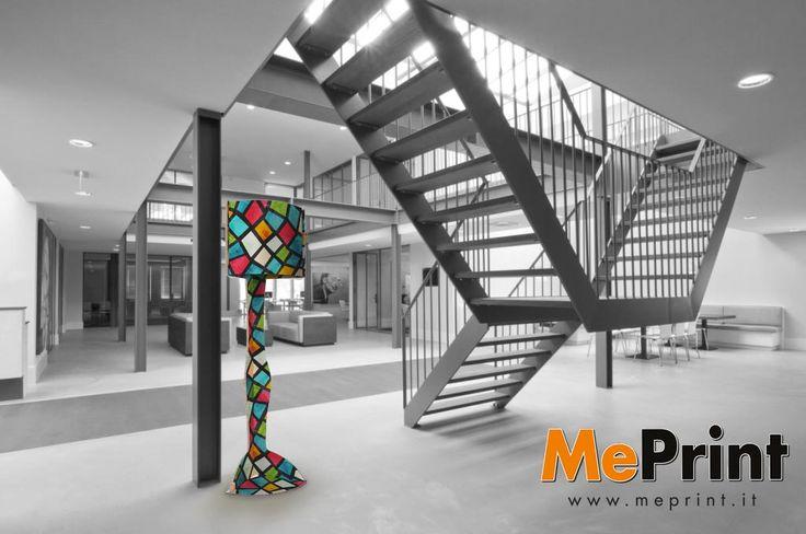 Dai #colore alla tua #casa con #arredo in #cartone. Stampa cosa vuoi sulla tua #lampada e personalizza i tuoi ambienti. www.meprint.it - http://www.meprint.it/arredamento/154/lampada-mosaico-fronte.html