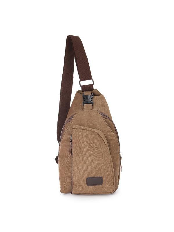 Anti-theft Crossbody Shoulder Bag for Men and Women VADOO Sing Bag
