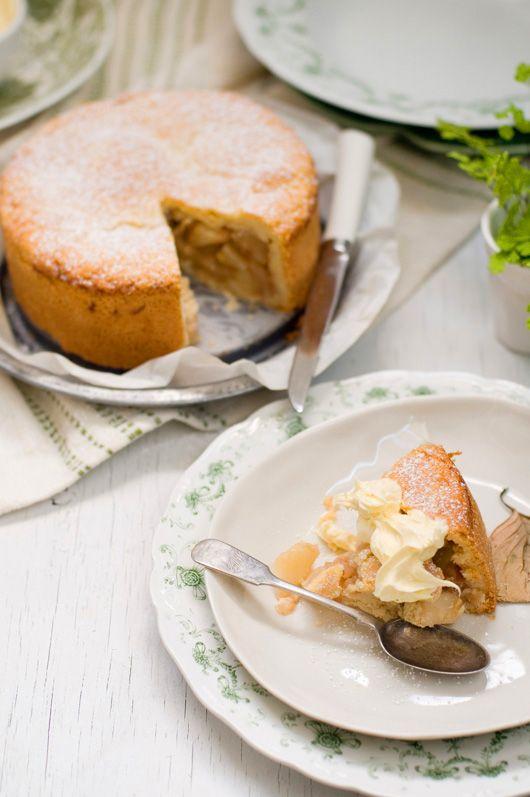 Delicious Bites: Country Apple Cake Recipe | decor8
