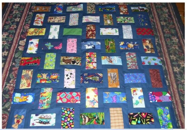 ...: Scrap Quilts, Pictures Quilts, Quilts Patterns, Fish Quilts, Spy Quilts, Brick Patterns, Solid Color, Scrappy Quilts, Quilts Ideas