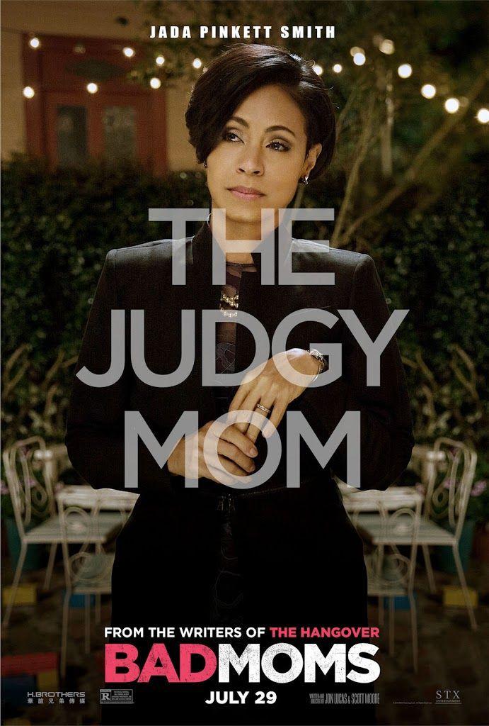BAD MOMS movie poster No.5 (Jada Pinkett Smith)