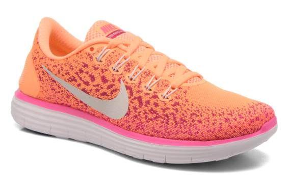 Nike Sportschoenen Wmns Nike Free Rn Distance 3/4'