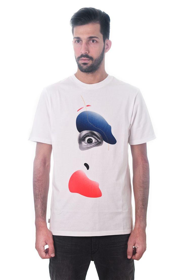 UCON ACROBATICS - EYE TEE CHRISTINA MANGUSSEN #love #t-shirt #eye #art