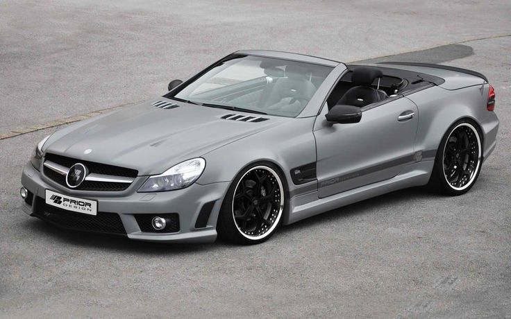 Original Prior Design wide bodykit for Mercedes Benz SL55. Email carpornracing@gmail.com for orders. #carpornracing #priordesign #exclusive #distributor #widebody #mercedes #amg #carcustomization