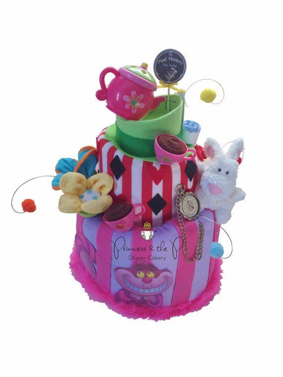 Alice In Wonderland Mad Hatter Tea Party von PrincessAndThePbaby
