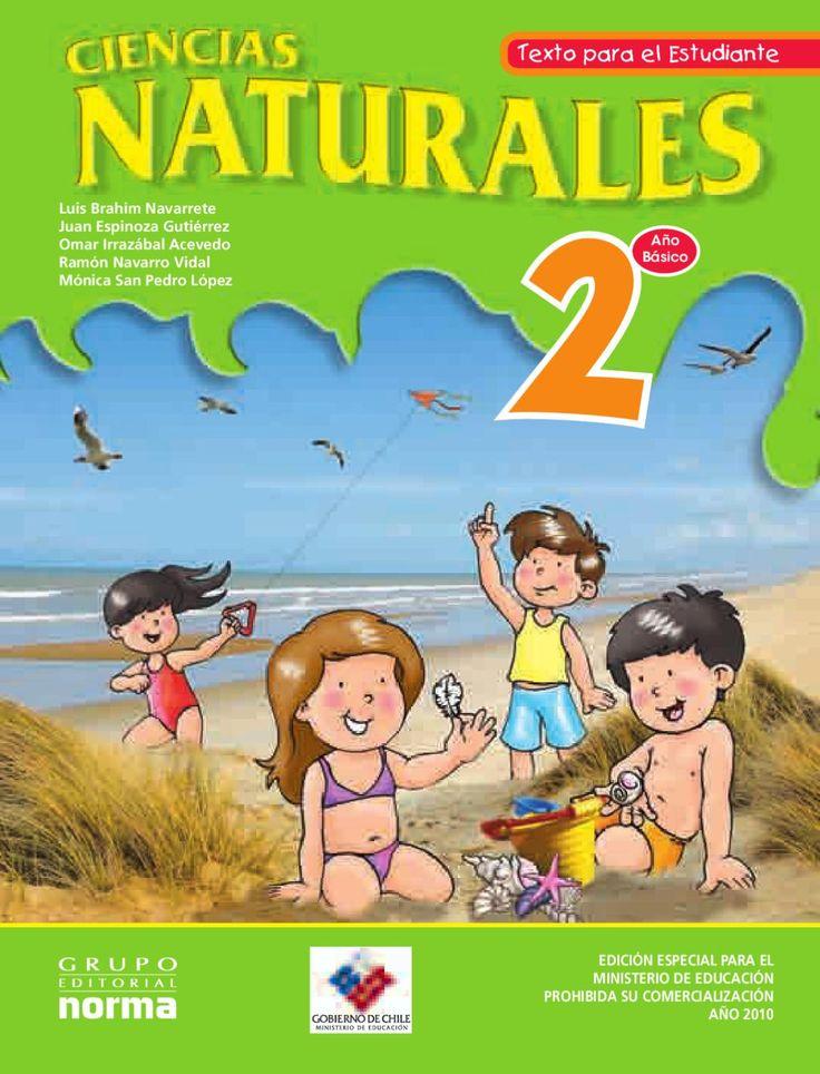 Naturales 2 grado  Libro gratuito Ciencias Naturales