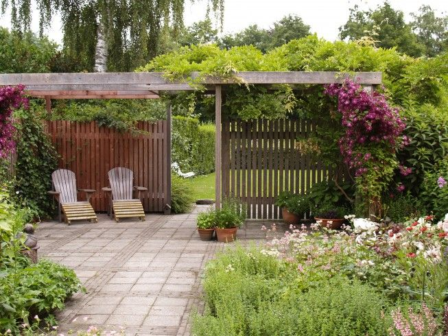prive tuin in haren, Nederlands