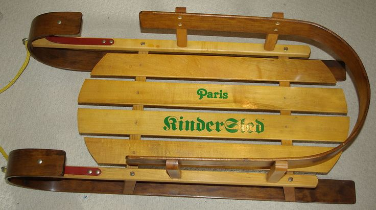 1000 Ideas About Toddler Sled On Pinterest