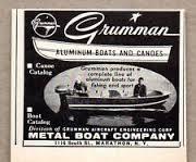 Image result for vintage grumman canoe