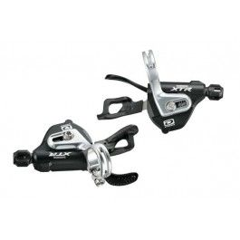 Shimano XTR M980 10 Speed Rapidfire Trigger Shifters - Pair | Bicicentral http://www.adertocycles.com/