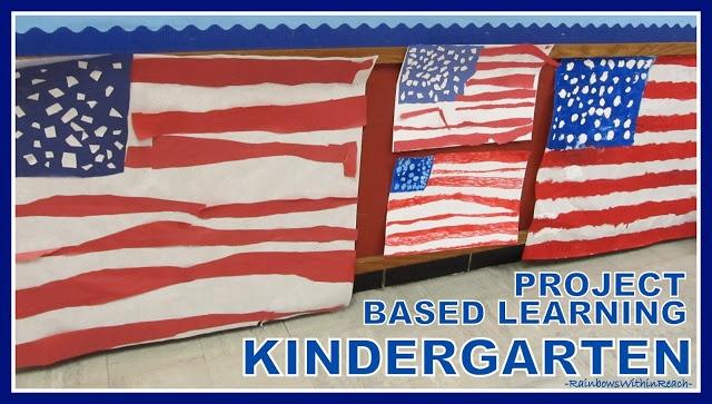 Project Based Learning--Kindergarten