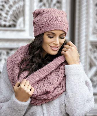 модные вязаные шапки сезона осень зима фото фасонов для женщин