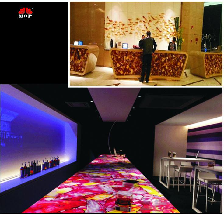 multi red jasper stone atmospherehigh end hotel bar club decoration stone home using - Stone Slab Canopy Decoration