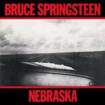 Vinyl Album - Bruce Springsteen - Nebraska - CBS - UK