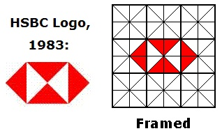 HSBC logo, Henry Steiner is an internationally recognized corporate identity consultant. Based in Hong Kong, his work for clients such as HongkongBank, IBM and Unilever is a major influence in Pacific Rim design.  | design