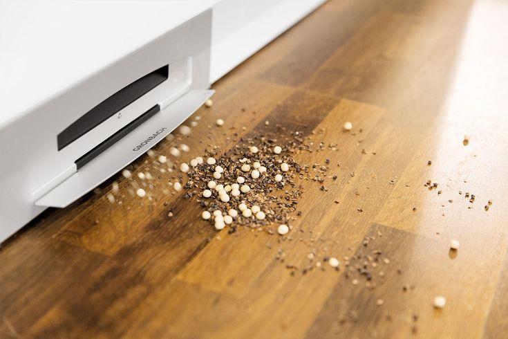 # Ingenious under counter vacuum