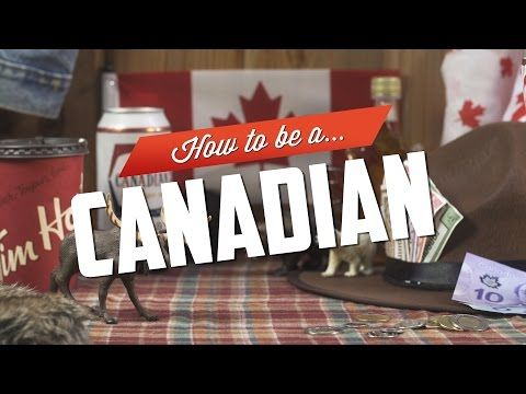 If you'd like to learn the ways of the calmer neighbour to the north (make that, calmer when hockey isn't involved), the CBC has issued this instructional video.