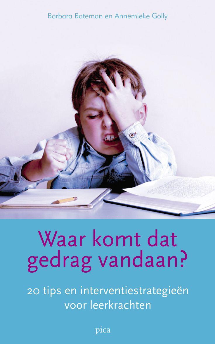 Waar komt dat gedrag vandaan? Met twintig goed uitvoerbare tips wordt aangegeven hoe de sfeer in de klas te verbeteren is door het gedrag van een leerling op een positieve manier te beïnvloeden.'