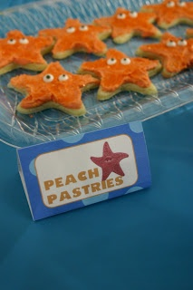 Buckeye Barrys Blog: We Found Nemo: Madelyn's Finding Nemo Birthday Party!