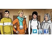 <3 Archer - Full Episodes here.