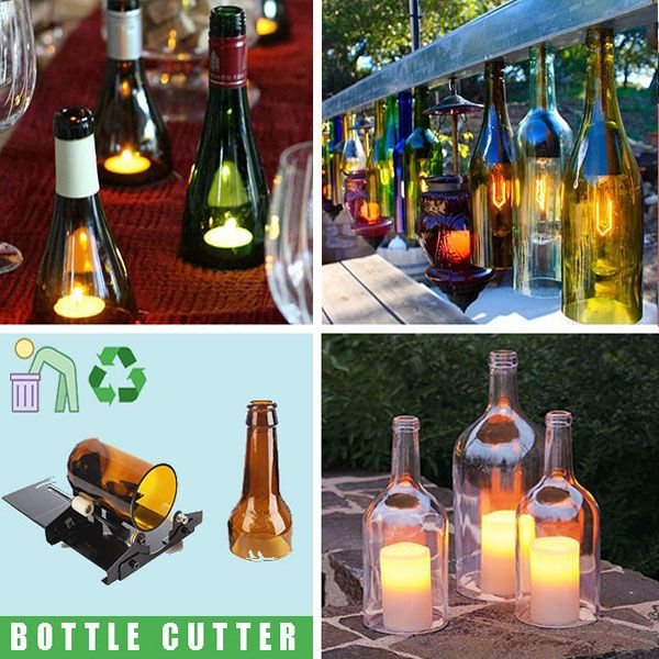 Bottle Cutter Bottle Cutter Bottle Bottle Lights